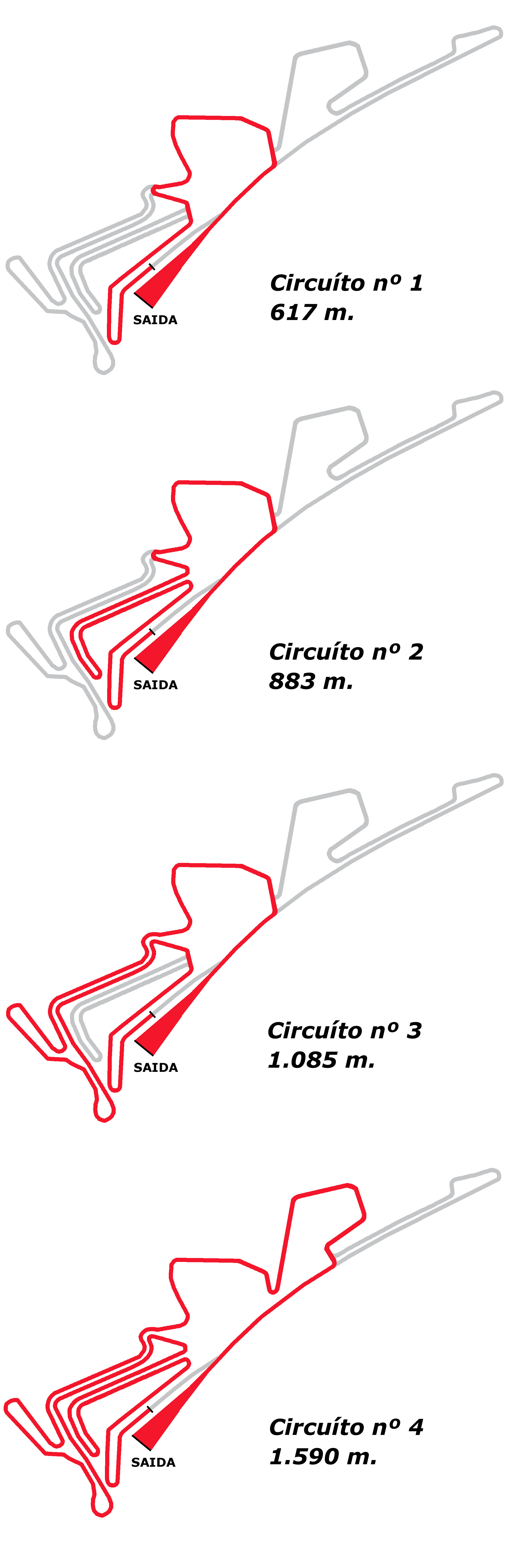Circuitos 2016