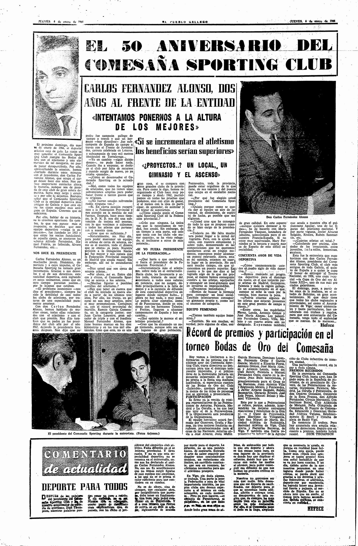 El Pueblo Gallego 06-01-1966