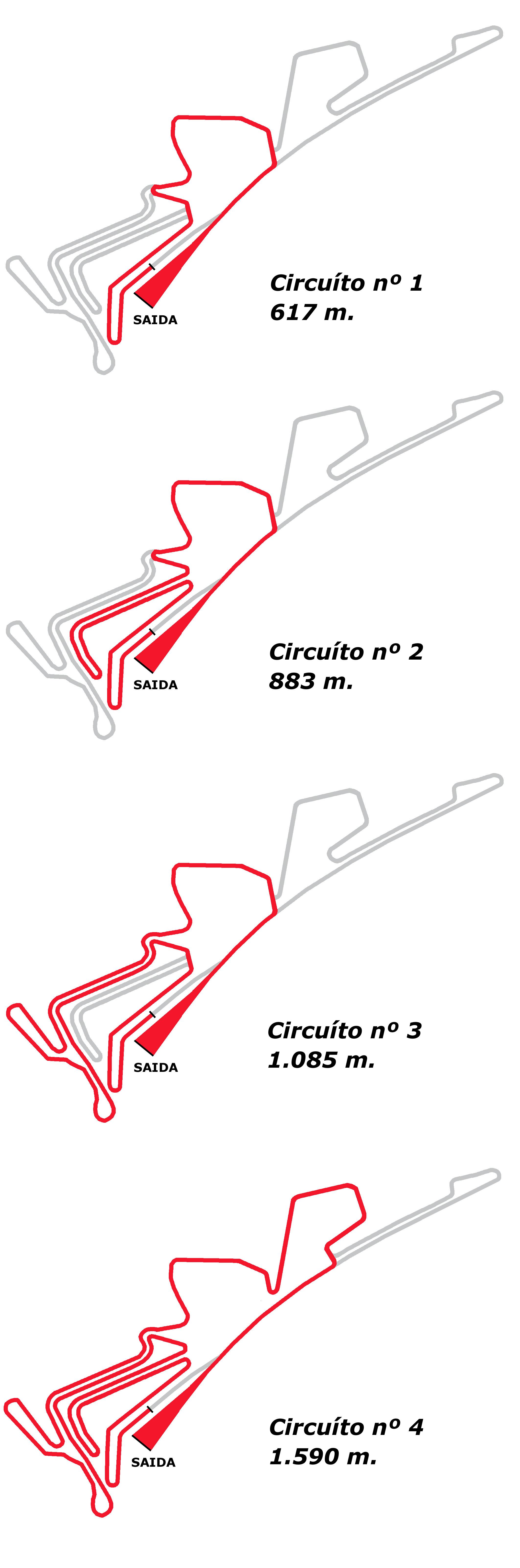 Circuitos 2015